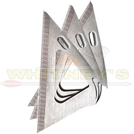 Muzzy Products Muzzy Trocar Replacement Broadhead Blades-308