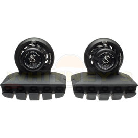 """Axion Archery Axion Rubber Mount Limb Dampers Small (Fit 5/8"""" To 3/4"""" Gap)"""