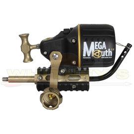 MegaMouth MegaMouth Professional Bowfishing Reel 2.0, Black/Gold- MM9020