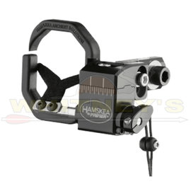 Hamskea Archery Solutions Hamskea Primer Left Hand Rest-Black-202882
