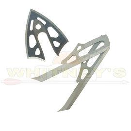 Rage Rage Extreme Replacement Blades, 4 Blade-R51205