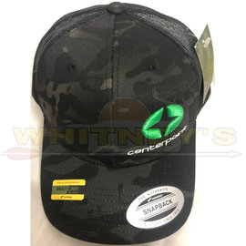 Centerpoint CenterPoint Multi-Cam Black Snapback Hat-CPH001
