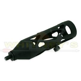 Tactacam Tactacam Flat Black Stabilizer For Solo 4.0/5.0-S-FB-4