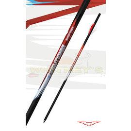 """Black Eagle Black Eagle Executioner 22"""" Bolt - .001"""" - 2"""" Vanes - 3 Pack"""