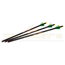 """Excalibur Excalibur Diablo 18"""" Illuminated Carbon Arrows (3 Pack)"""