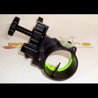 Black Gold Inc. Black Gold Sight Ascent Verdict Whitetail Single Pin Scope RH
