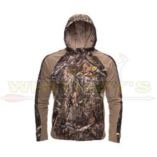 Shield Series Blocker Outdoors Drencher Jacket w/ Hood (D3010) MO Country DNA, Medium