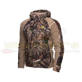 Blocker Outdoors, LLC Blocker Outdoor Drencher Jacket w/ Hood (D3010) MO Country DNA, 3X- Large