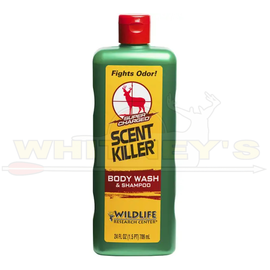 Wildlife Research Center Wildlife Research -Scent Killer- Body Wash & Shampoo-540-24