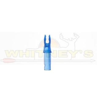 Bohning Company, LTD Bohning Blazer Nock Electric Blue 12PK- 1003EB