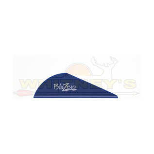 Bohning Company, LTD Bohning Blazer Vanes  Blue 100PK- 10832BL2