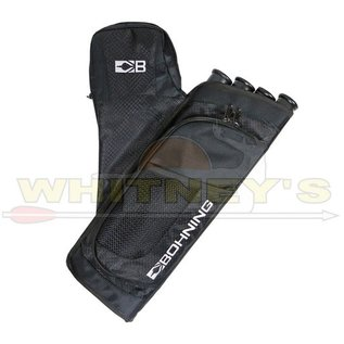Bohning Company, LTD Bohning Black Sky Target Quiver Black, Adult- 701041BK