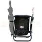 Bohning Company, LTD Bohning Shooters Stool Complete Black w/ Arrow Tubes- 701058BK