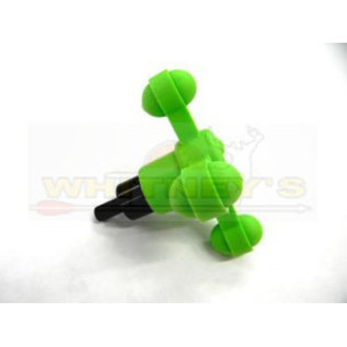 "BowJax Inc. BowJax Super Max 2"" Stabilizer Module - Green"