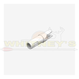 Gold Tip Gold Tip GT Nocks Accu-Lite White 1 Dz.-ALWH12