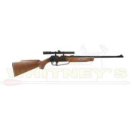 Daisy Daisy Powerline 880  w/ Scope Air Rifle, Brown