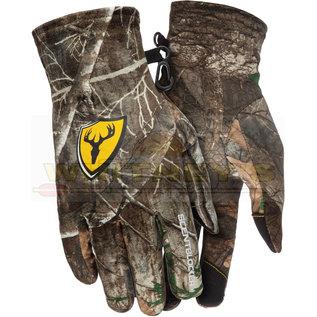 Scentblocker Blocker Outdoors Underguard Gloves, RT Edge, Medium