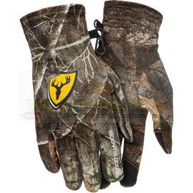Scentblocker Blocker Outdoors Underguard Gloves, RT Edge, X-Large