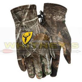 Scentblocker Blocker Outdoors Underguard Gloves, RT Edge, Large