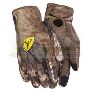 Scentblocker Blocker Outdoors Adrenaline Gloves, RT Edge, X-Large