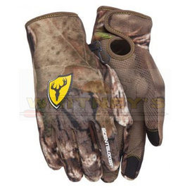 Scentblocker Blocker Outdoors Adrenaline Gloves, RT Edge, Medium