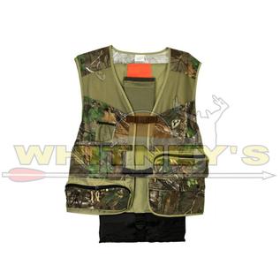Shield Series Blocker Outdoors Torched Turkey Vest RT Xtra Green - XL/2XL