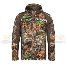 Shield Series Blocker Outdoors Drencher Jacket W/Hood RT Edge - LARGE