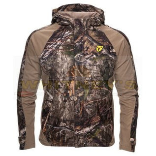 Shield Series Blocker Outdoors Drencher Jacket W/Hood RT Edge - 3X-LARGE