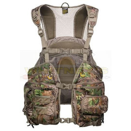 Shield Series Blocker Outdoors Thunder Chicken Turkey Vest RT Xtra Green - XL/2XL