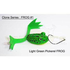 Designer Bass Frogs Capt. Kens Designer Bass Frogs Clone Series