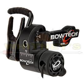 Quality Archery Design QAD Ultra-Rest Bowtech -Black- Left Hand-UB3BK-L
