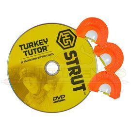 HS/Hunters Specialties Hunter Specialties/ HS Strut Tone Trough Turkey Tutor 3 Pack- HS-STR-05937