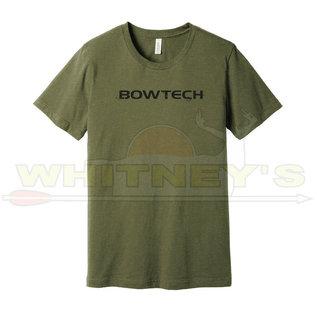 Bowtech Apparel Bowtech Archery Apparel Tee-Arrow Flag