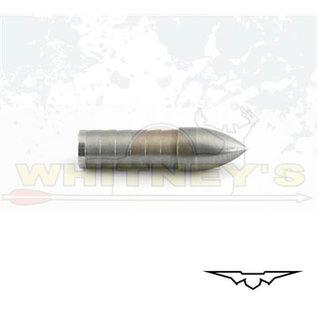 Black Eagle Black Eagle Challenger Glue In Target Points 120 Gr. - 6 Pack