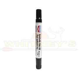 Birchwood Casey Synthetic Gun Oil, Dual Applicator Pen