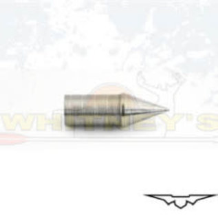 Black Eagle Black Eagle PS26 Nock Crusher Adj. Glue In Point 150 Gr. - 6 pack