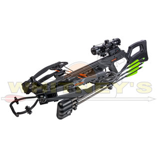 Escalade Bear Archery Intense CD Crossbow Package - Black-AC02A2A1185