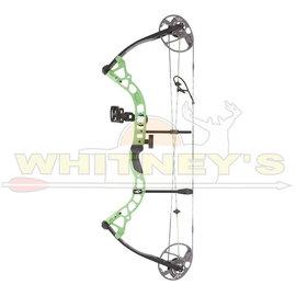 "BowTech Bowtech Atomic Bow-Right Hand- 29"" -Neon Green-B12985"