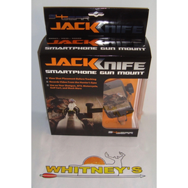 S4 Gear S4 Gear Jack Knife Smartphone Gun Tubular Mount