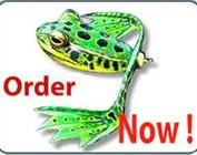 Designer Bass Frogs