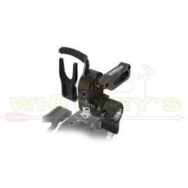 Quality Archery Design QAD Ultra Rest HDX -Black- Left Hand-UHXBK-L