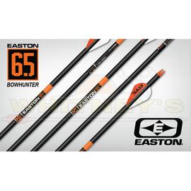 """EASTON Easton 6.5 Hunter Classic 500 SPINE-2"""" Bully Vanes (6 PACK)-228994"""