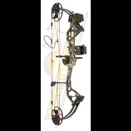 Escalade Bear Royale RTH True Timber Strata LH/50# Compound Bow-AV02A210A5L