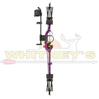 Bear Archery Bear Royale RTH 50#/RH- Purple-Compound Bow-AV02A21155RM