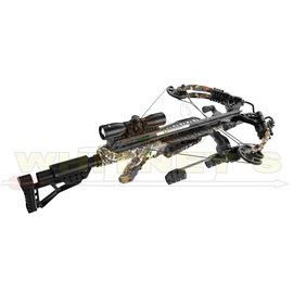 Centerpoint Centerpoint Mercenary 390 Crossbow-AXCM190FCK