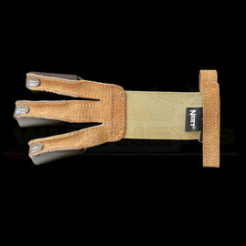 Neet Archery Products Neet Archery Products - Adult Small Shooting Glove - Brown Suede