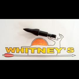 "Saunders Archery Saunders 19/64"", 75 Grain Combo Point - Half Dozen"
