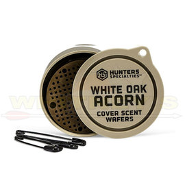 HS/Hunters Specialties Hunter Specialty / HS Scent Wafers White Oak Acorn