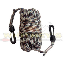 """Primos Primos Hunting-Pull Up-(Nylon) Rope 30"""" w/ 2 Clasps - 6533"""