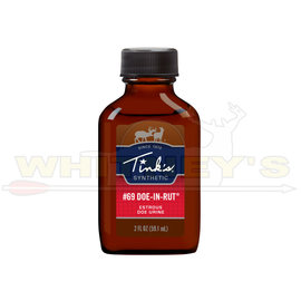 Tink's Tink's Synthetic Doe-in-Rut Estrous Urine 2 oz.-W5253
